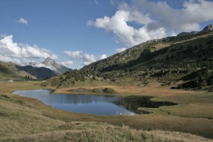 Hütte mieten am Arlberg   Pfefferkornhütte   Kalbele See